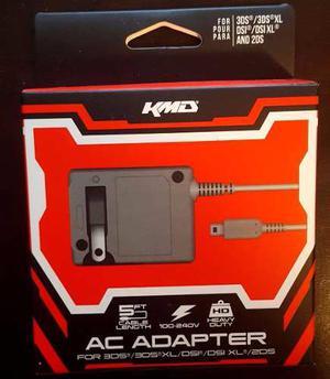 Cargador Ac Adapter Para Nintendo 3ds/3ds Xl/dsi/dsi Xl/2ds