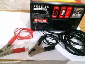 Cargador De Baterias Para Carros Y Motos Takima Tkbc-75