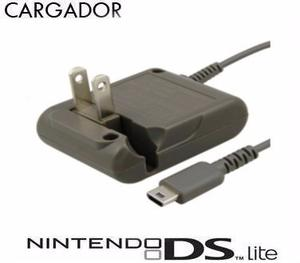 Cargador Ds Lite Transformador Ac Adapter Nintendo Ds Lite