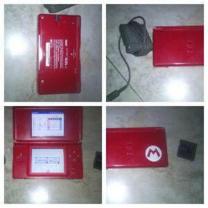 Consola De Nintendo Ds Modelo Lite En Buen Estado