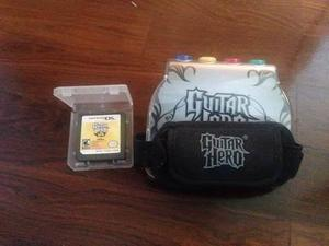Juego Guitar Hero Usado Para Ds Lite