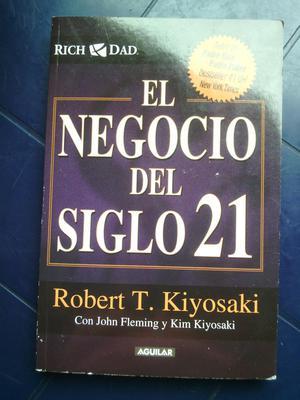 Libro El Negocio del Siglo 21 Usado en Buenas Condiciones