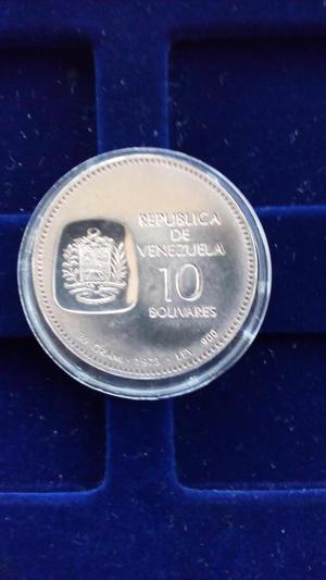 Moneda Doblón. Venezuela.