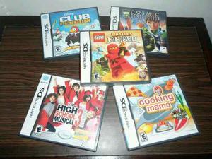Nintendo Ds Juegos Originales