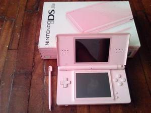 Nintendo Ds Lite Color Rosado O Rosa