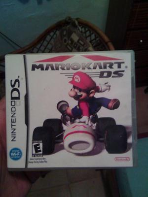 Se Vende Juego De Ds Mario Kart