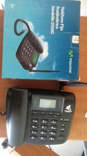 Telefono Fijo Movistar Como Nuevo Sin Uso