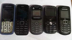 Telefonos Basicos Para Reparar O Repuestos