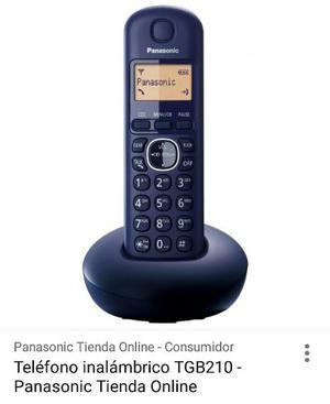 Teléfono Inalambrico Digital Panasonic