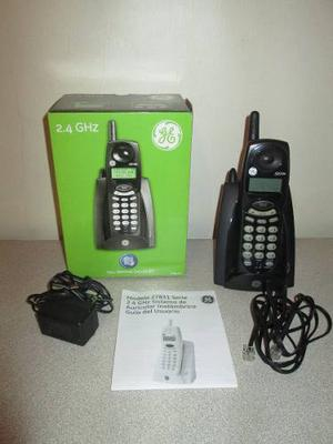 Teléfono Inalámbrico General Electric 2.4ghz.sin Batería.