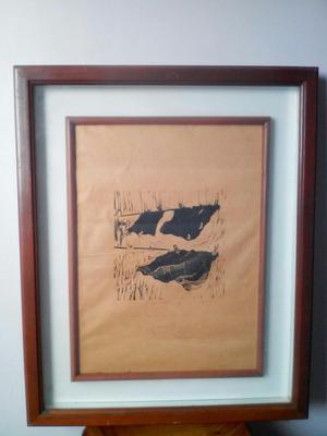 Vendo Obras de Arte Serigrafia