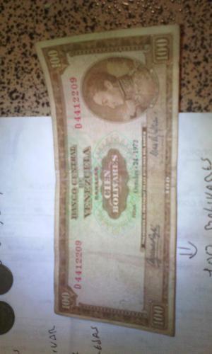 Colección de Monedas Y Billete Antiguos