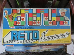 Monopoly Y Reto Al Conocimiento Trivial Pursuit Posot Class