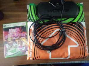 Juego De Xbox 360 Dance Dance Revolution 2 - Alfombra Baile