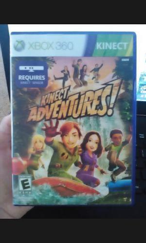 Juego Para Xbox 360 Kinect Adventures (negociable)