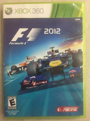 Juego Para Xbox 360 Usado, Original Fórmula