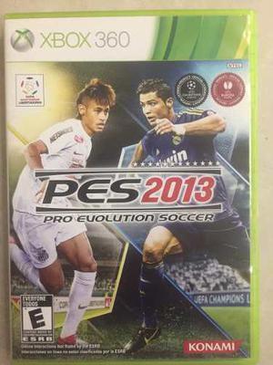 Juego Para Xbox 360 Usado, Original Pes
