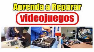 Manual Aprende A Reparar Xbox-play3-ds-nintendo Y Mas