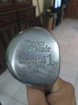 Palo De Golf Taylormade Original One 12 Loft + Regalo