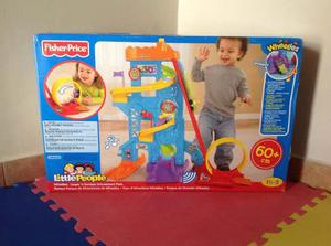 Pista Rampa Parque De Diversiones Fisher Price