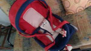 Silla Portatil Para Bebe Importada A Buen Precio Como Nueva