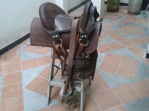 Vendo silla para caballos con todos los aperos2 posot class for Sillas para montar