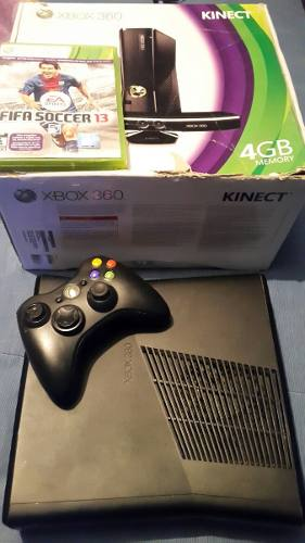 Xbox 360 De 4gb