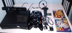Xbox gb Rgh + Controles + Guitarras + Caja + Pilas