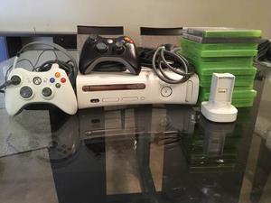 Xbox juegos,2 Controles,hdmi,pilas Recargables