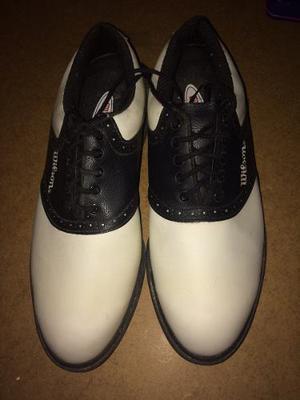Zapatos De Golf Wilson Originales Como Nuevos