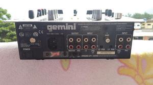 mezclador Gemini