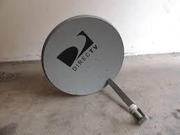 Antena De Directv Como Nueva Poco Uso Con Su Ibn
