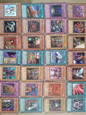 Cartas Yugioh Originales 80 Cartas