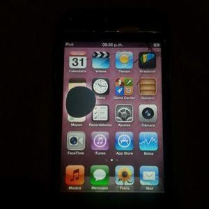 Ipod Touch 4 Generacion 8 Gb