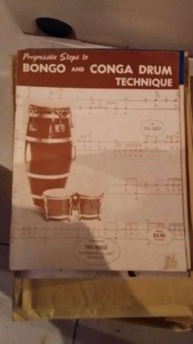 Libro Lecciones Para Tocar Percusión