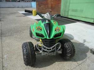 Moto De Bateria De Cuatro Ruedas
