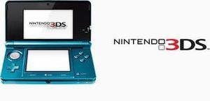 Reparaciones Y Ventas De Nintendo Dsl, Dsi, 3ds