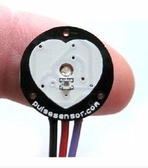 Sensor De Pulso Cardíaco Para Arduino Pic Raspberry