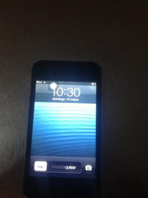 Vendo Ipod 4ta Generacion 8gb