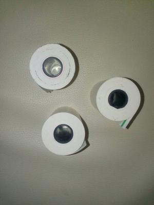 3 Rollos Térmicos Para Punto De Venta 50x40mm