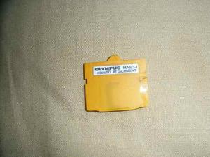 Adaptador De Tarjeta O Memoria Micro Sd Para Camara Olympus
