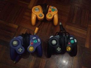 Dos Controles De Gamecube