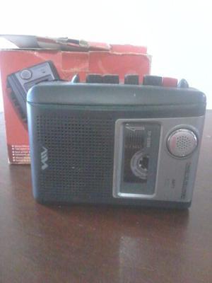 Grabadora De Voz Con Cassette Marca Aiwa