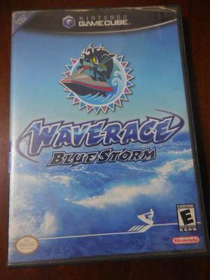 Juego De Gamecube Waverace Bluestorm