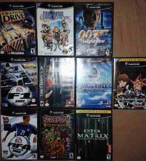 Juegos De Gamecube Originales (mitad De Precio Por Todos)