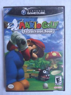 Mario Golf Nintendo Gamecube 100% Original