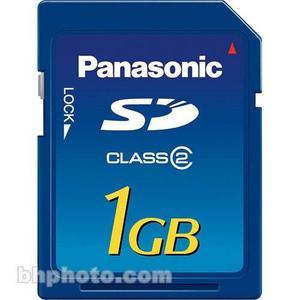Memoria Sd 1gb Panasonic