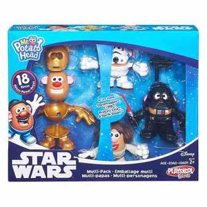 Mr. Potato Head Star Wars Multipack Playskool Hasbro