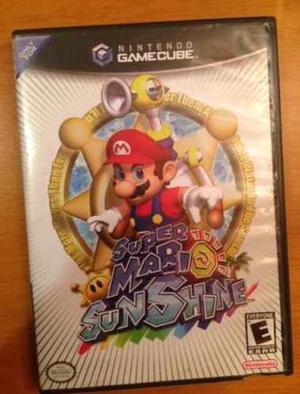 Nintendo Game Cube Super Mario Sunshine