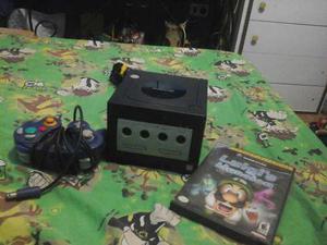 Nintendo Gamecube 1 Juego Y 1 Control